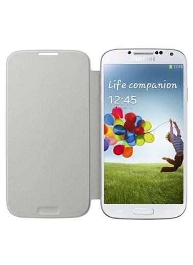 Samsung Samsung I9500 Galaxy S4 Flip Cover Orjinal Kılıf 3'Lü Paket Renkli